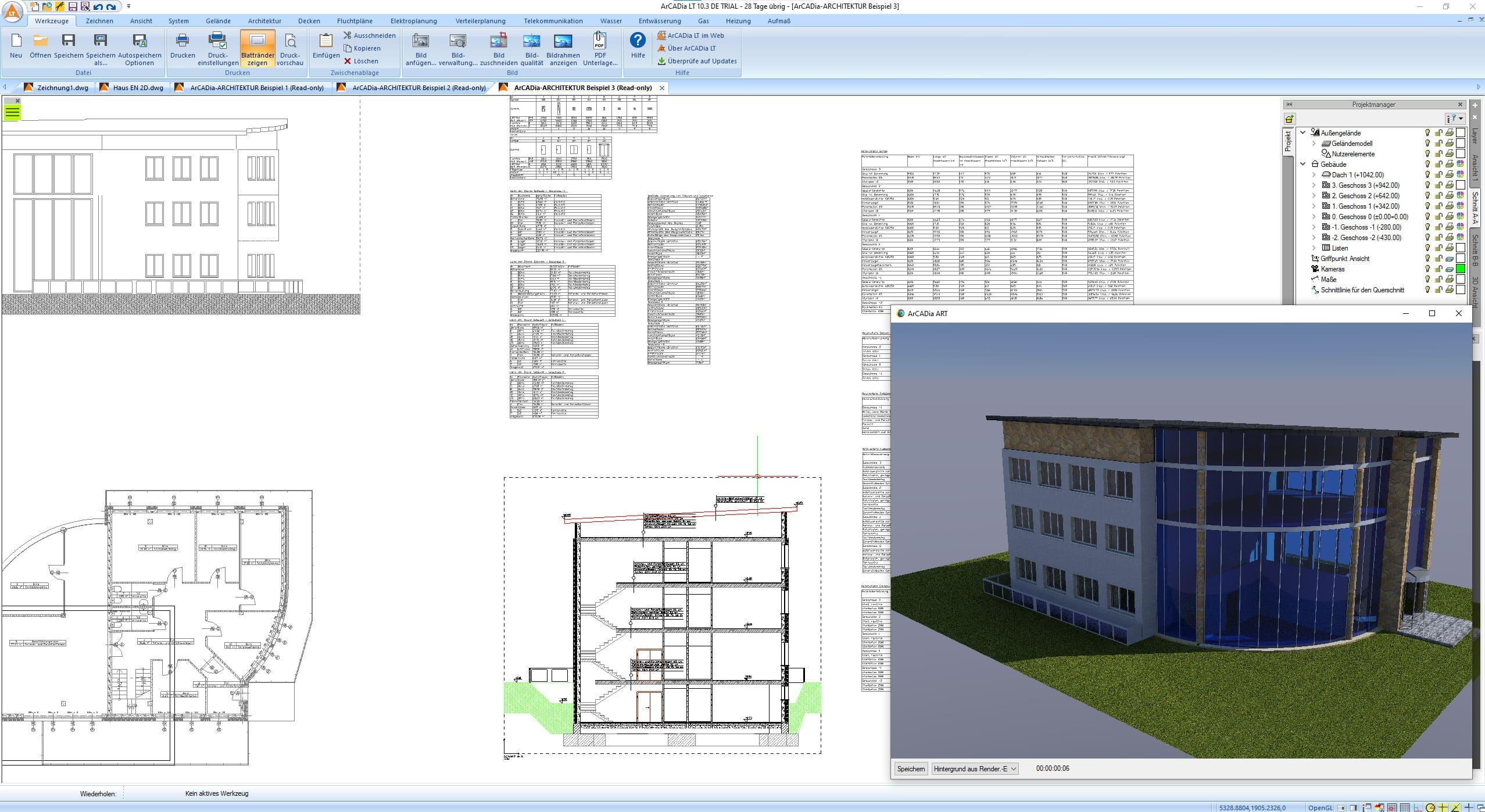 Hausplaner Software