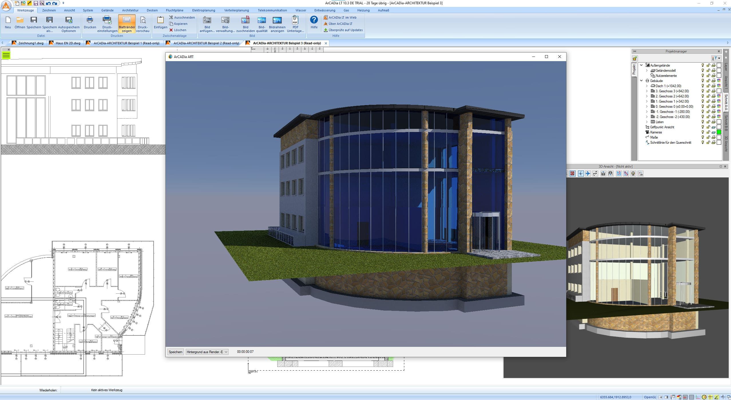 Architektur Software